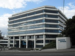 Amex House, Edward Street, Brighton (from southeast).jpg
