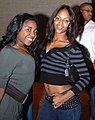 Amile Waters, Marie Luv at PSK 20070925 1.jpg