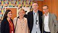 Amira El-Bidawi, Helene Hellmark Knutsson, Mikael Elgebrant and Mikael Damberg.jpg