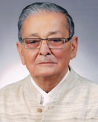 Amod Prasad Upadhyay - Image: Amod Upadhyay