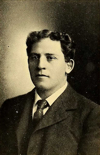 Amos Alonzo Stagg - Stagg in 1899