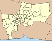 Stadtbezirke von Bangkok