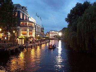 Singelgracht Canal in Amsterdam
