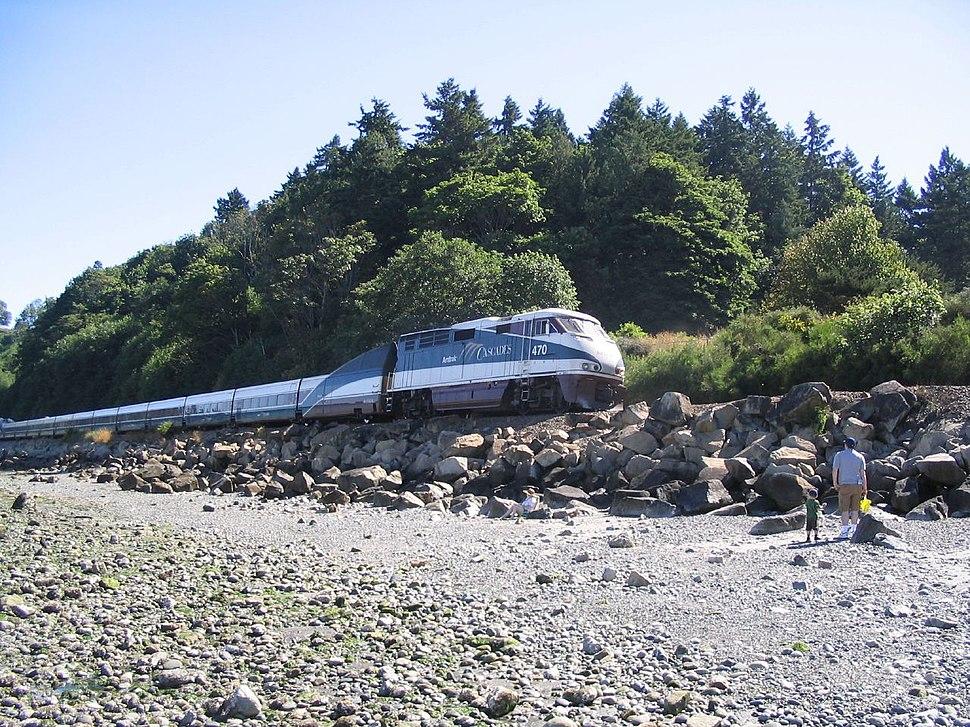 Amtrak Cascades 2006