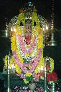 Amunthirathu Devi Temple