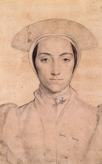 An unidentified woman by Hans Holbein the Younger.jpg