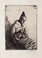 Anders Zorn - Old Ballad II (etching) 1898.jpg