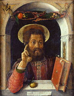 painting by Andrea Mantegna