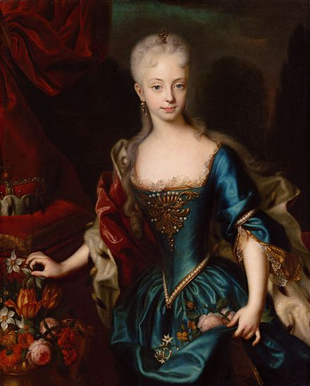 Archduchess Maria Theresa, by Andreas Moller Andreas Moeller - Erzherzogin Maria Theresia - Kunsthistorisches Museum.jpg