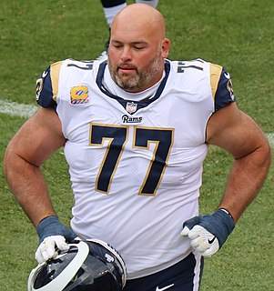 Andrew Whitworth American football offensive tackle