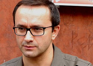40th Guldbagge Awards - Andrey Zvyagintsev, Best Foreign Film winner