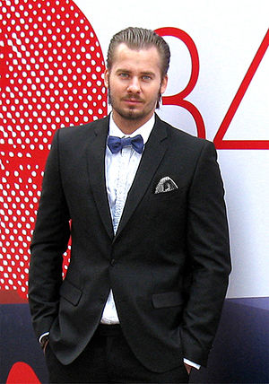 Andrey Batychko at the Moscow Film Festival 2012 Grand Opening.jpg