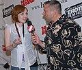 Angélique Bosio, Tony Batman at Erotic Film Festival.jpg