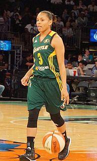 Angel Goodrich American basketball player