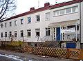 Angela Hennessy Atelier Wilhelmshavener Straße 14, 30167 Hannover, Blick von Süden am Tag der Galerie-Eröffnung.JPG