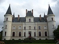 Angrie - Château - Façade nord.jpg