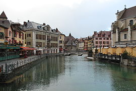The Old Town - Annecy
