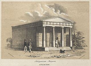 Antiquarian Museum, Caerleon