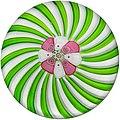Antique Clichy Swirl Paperweight .jpg
