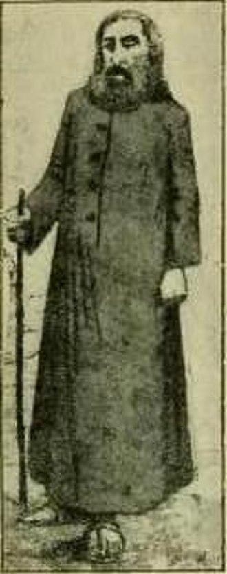 Antônio Conselheiro - Antônio Conselheiro.