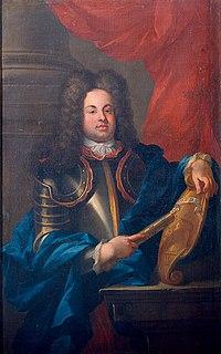 Antonio Farnese, Duke of Parma Duke of Parma