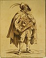 Antoon Overlaet, Straatmuzikant met draailier - Musicien de rue et sa vielle, KBS-FRB.jpg