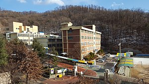 Anyangdong Elementary School, Photographed in the Imgok Greenville (2).jpg