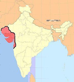 Aparanta geographical region of ancient India