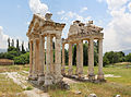 Aphrodisias - Tetrapylon 05.jpg