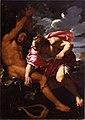 Apollo si appresta a scorticare Marsia di Bottalla Giovanni Maria.jpg