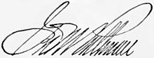 Appletons' Pullman George Mortimer signature.jpg