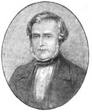 Archibald Henning - Portrait of Archibald Henning