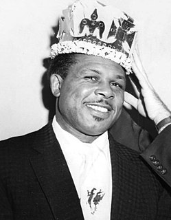 Archie Moore American boxer