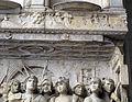 Arco trionfale del Castel Nuovo, 14 partenza di alfonso.JPG