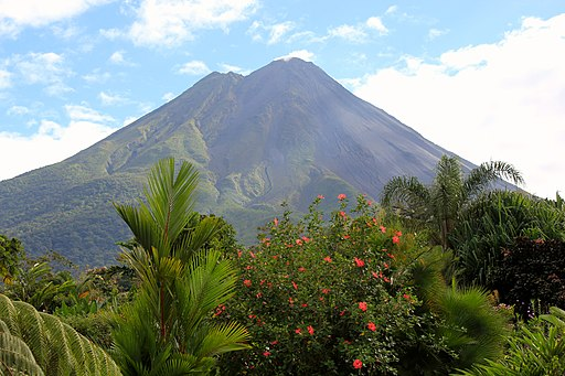 Arenal Volcano Places to Visit in Costa Rica