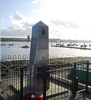 Shaftesbury Homes and Arethusa - Upnor remembers