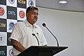 Arijit Dutta Choudhury Speaks - Anil Shrikrishna Manekar Retirement Function - NCSM - Kolkata 2018-03-31 9722.JPG