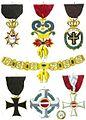 Aristide Michel Perrot - Collection historique des ordres de chevalerie civils et militaires (1820) pl. XI.jpg