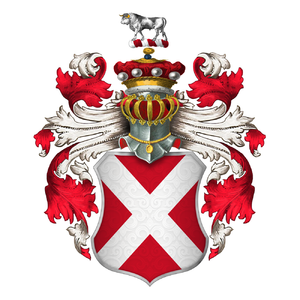House of Neville - Image: Arms of Neville, Barons of Raby