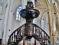 Arnhem Grote Kerk Sint Eusebius Innen Kanzel 4.jpg