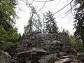 Arrampicatore su sasso palestra roccia - Foppiano di Crodo (Verbano-Cusio-Ossola) - 2017-04-24.jpg