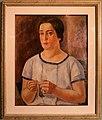 Arrigo del rigo, la madre che cuce, 1926.jpg