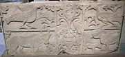 arte longobarda viii ix secolo antependium con lelementi veghetali e animali simbolici