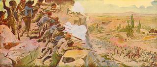Guerrilla warfare Form of irregular warfare