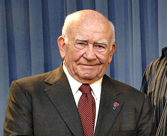 Jenny Fromdabloc - Edward Asner made a guest appearance on the show.