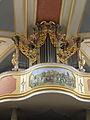 Ast, Unsere Liebe Frau, Orgel von Andreas Weiß 1771.JPG