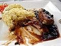 Atún en Barbacoa de Sauco Tuna with Elderberry BBQ Sauce (2833226146).jpg