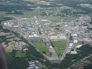 Atomic Weapons Establishment - Image: Atomic Weapons Establishment at Aldermaston