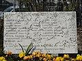 Auby - Monument aux morts de la Seconde Guerre mondiale (03).JPG