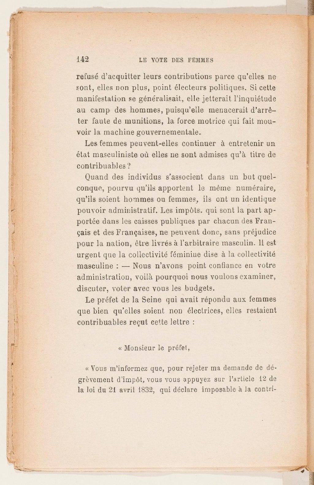 Page Auclert Le Vote Des Femmes 1908 Pdf 150 Wikisource